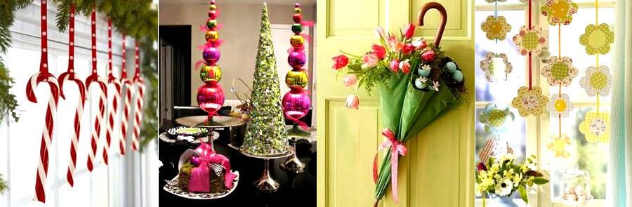Świąteczne dekoracje zrób to sam
